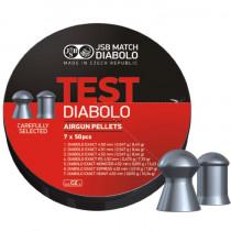 JSB Exact Test Diabolo .177 (x500)