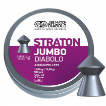 JSB Exact Straton Jumbo 15.89g 5.50 .22 (x500)