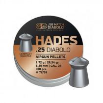 JSB Hades 26.54gr .25 (x300)
