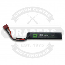 Nuprol Power 1100mAh LiPO 7.4V 20C Stick Deans