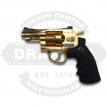 ASG Dan Wesson 2.5in Gold BB .177