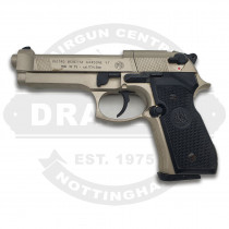 Used Beretta M92 FS Chrome .177